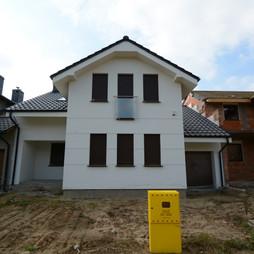 Dom w inwestycji Domy Szeregowe Poznań - Strzeszyn, symbol 4