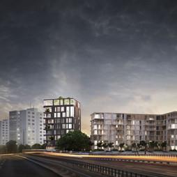 Mieszkanie w inwestycji Latarnia/Port, budynek Port, symbol 88
