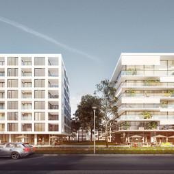 Mieszkanie w inwestycji Nowa Inspiracja, budynek B, symbol B.1.1