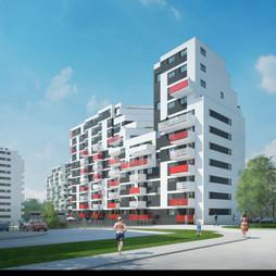 Komercyjne w inwestycji Osiedle Dobra Forma, budynek D, symbol LU2