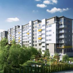 Mieszkanie w inwestycji Enklawa Rodzinna, symbol 50A/43