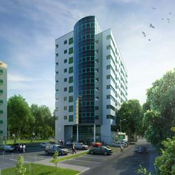 Biuro w inwestycji Jesionowa Apartments, symbol 3.3k.