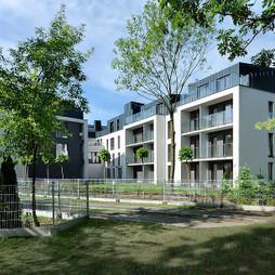 Mieszkanie w inwestycji APARTAMENTY DĄBROWSKIEGO, symbol M28