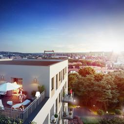 Mieszkanie w inwestycji Osiedle Panoramika, budynek Etap IV, symbol C23/IV