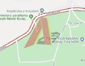 Działka na sprzedaż, Kraków Krowodrza Olszanica Olszanicka, 1 400 000 zł, 5000 m2, 203534