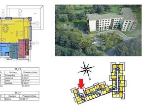 Mieszkanie na sprzedaż, Kraków M. Kraków Czyżyny, 414 000 zł, 34,5 m2, ATM-MS-1966
