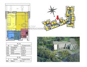 Mieszkanie na sprzedaż, Kraków M. Kraków Czyżyny, 460 070 zł, 35,39 m2, ATM-MS-1967