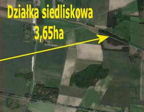 Działka na sprzedaż, Żniński Rogowo, 300 000 zł, 36 000 m2, 15545944