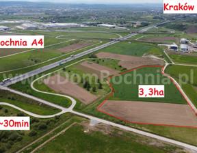 Działka na sprzedaż, Bocheński Rzezawa Krzeczów, 5 700 000 zł, 38 000 m2, 208