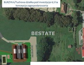 Działka na sprzedaż, Tarnowski Tuchów Burzyn, 990 000 zł, 42 700 m2, BEST-GS-11697