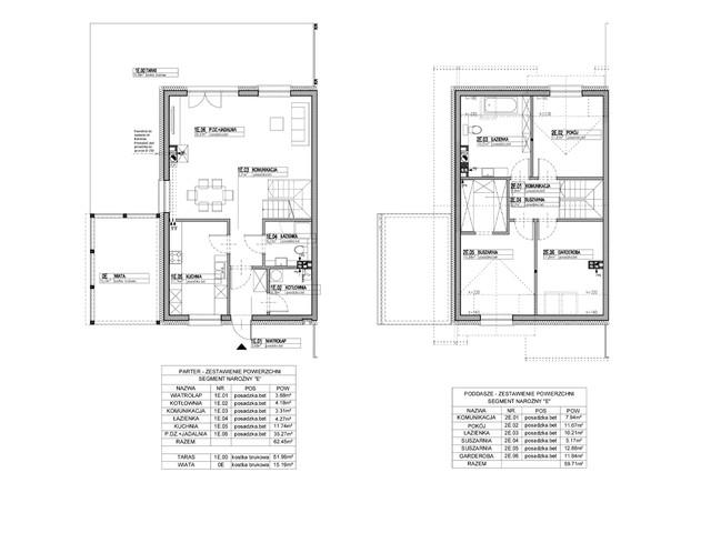 Dom w inwestycji Osiedle Dębowe etap VII, budynek Etap VII, symbol 7B » nportal.pl