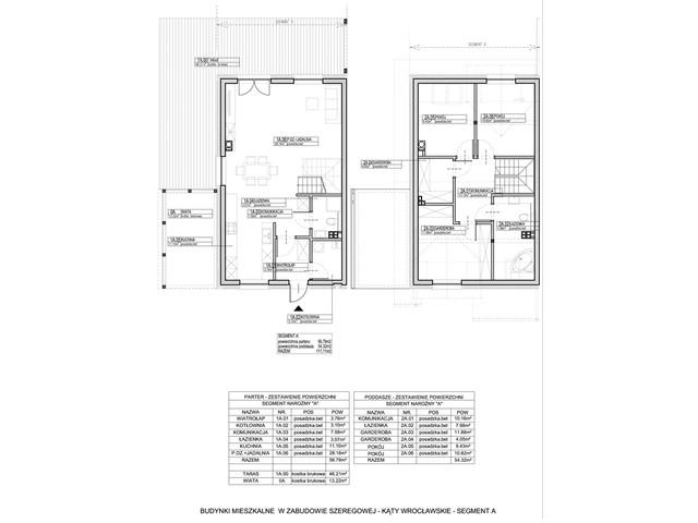 Dom w inwestycji Osiedle Dębowe etap VII, budynek Etap VII, symbol 9S » nportal.pl