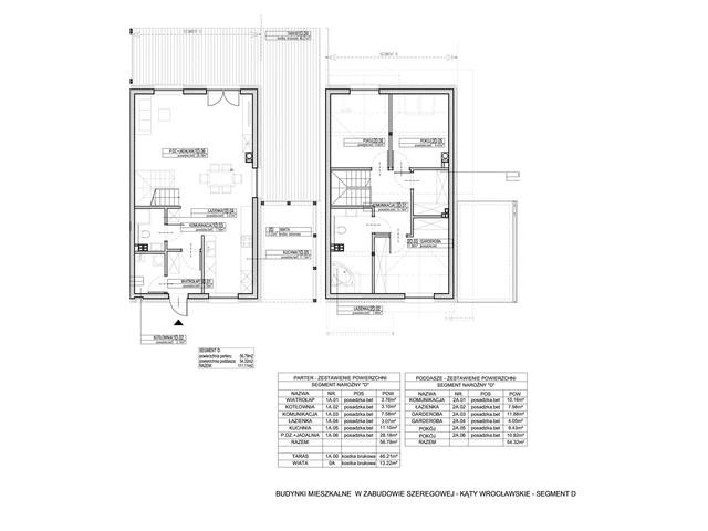 Dom w inwestycji Osiedle Dębowe etap VII, budynek Etap VII, symbol 12S » nportal.pl