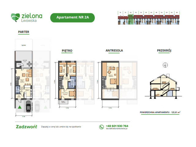 Dom w inwestycji Zielona Lwowska, symbol 2A » nportal.pl