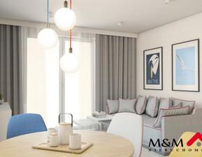 Mieszkanie na sprzedaż, Gdańsk Chełm Antoniego Madalińskiego, 236 926 zł, 34,09 m2, MY246926610