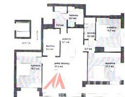 Mieszkanie na sprzedaż, Białystok Bojary Łąkowa, 435 000 zł, 116 m2, 27/4960/OMS