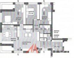 Mieszkanie na sprzedaż, Białystok Bojary Łąkowa, 442 500 zł, 118 m2, 28/4960/OMS
