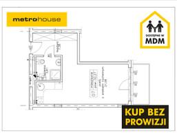 Mieszkanie na sprzedaż, Kołobrzeski Gościno Kwiatowa, 137 986 zł, 41,89 m2, SENA330
