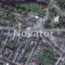 Działka na sprzedaż, Bydgoszcz M. Bydgoszcz Wilczak, 700 000 zł, 482 m2, NOV-GS-129074