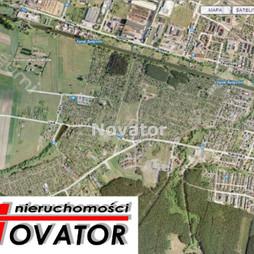 Działka na sprzedaż, Bydgoszcz M. Bydgoszcz Prądy, 124 000 zł, 829 m2, NOV-GS-131176
