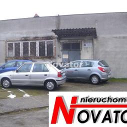 Magazyn na sprzedaż, Bydgoszcz M. Bydgoszcz Błonie, 1 700 000 zł, 1473 m2, NOV-HS-115705