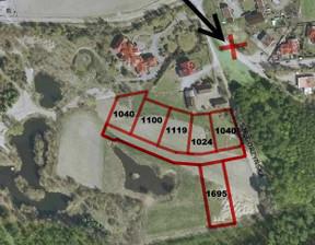 Działka na sprzedaż, Gdańsk Kokoszki Smęgorzyńska, 254 800 zł, 1040 m2, 944