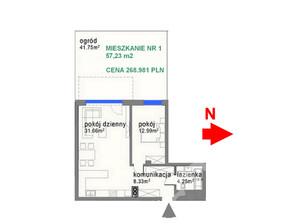 Mieszkanie na sprzedaż, Częstochowa Parkitka, 280 427 zł, 57,53 m2, 193