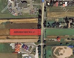 Działka na sprzedaż, Lublin Abramowice, 590 000 zł, 2744 m2, 2/BNK/OGS