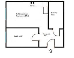 Mieszkanie na sprzedaż, Gdynia Wielki Kack Waleriana Szefki, 269 000 zł, 40 m2, 16