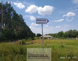 Działka na sprzedaż, Gostyniński Gostynin Helenów, 75 000 zł, 7300 m2, 1261/3482/OGS