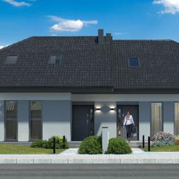 Dom na sprzedaż, Nowotomyski (Pow.) Nowy Tomyśl (Gm.) Boruja Kościelna, 269 000 zł, 120 m2, 9