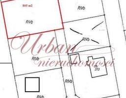 Działka na sprzedaż, Szczecin Pogodno, 750 000 zł, 805 m2, URB20095