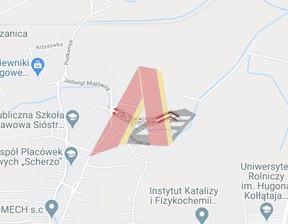 Działka na sprzedaż, Kraków Krowodrza Wola Justowska Stryjeńskiej, 420 000 zł, 495 m2, 203937