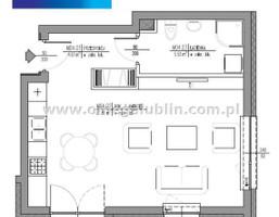 Kawalerka na sprzedaż, Lublin M. Lublin Sławin Botanik, 185 280 zł, 38,6 m2, LUB-MS-3103