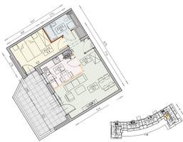 Mieszkanie na sprzedaż, Wrocław Psie Pole Swojczyce, 292 020 zł, 47,1 m2, 29