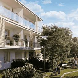 Mieszkanie w inwestycji Apartamenty na Mokotowie, ul. Sikorsk..., symbol 544