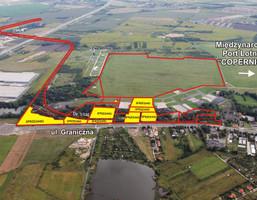 Działka na sprzedaż, Wrocław Fabryczna Graniczna dz. nr , 1 240 000 zł, 13 968 m2, 413