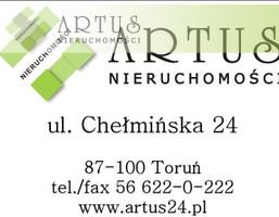 Działka na sprzedaż, Toruń M. Toruń Wrzosy Brzoskwiniowa, 1 408 950 zł, 3131 m2, ARS-GS-477
