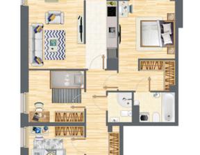 Mieszkanie w inwestycji Słowackiego 77, budynek 2, symbol 2_1