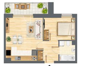 Mieszkanie w inwestycji Słowackiego 77, budynek 2, symbol 2_28
