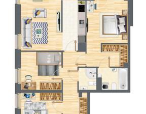 Mieszkanie w inwestycji Słowackiego 77, budynek 2, symbol 2_17