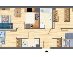 Mieszkanie w inwestycji Słowackiego 77, budynek 2, symbol 2_16