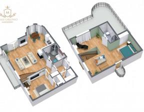Mieszkanie w inwestycji Małe Orłowo, symbol A2