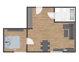 Mieszkanie na wynajem, Świdnicki (pow.) Świdnica Westerplette, 1500 zł, 37 m2, 2