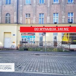 Lokal do wynajęcia, Ostrowski (pow.) Ostrów Wielkopolski Kolejowa, 3000 zł, 100 m2, 106