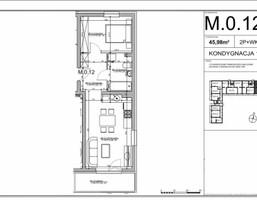 Mieszkanie na sprzedaż, Lublin M. Lublin Dziesiąta, 196 335 zł, 45,98 m2, CLV-MS-839-3