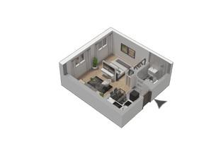 Mieszkanie w inwestycji KW51, symbol M06