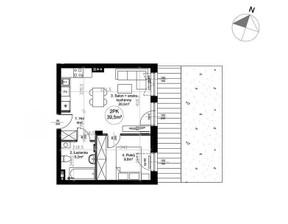 Mieszkanie na sprzedaż, Łódź Górna, 235 025 zł, 39,5 m2, 14847