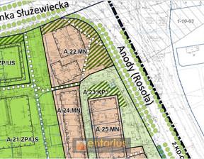 Działka na sprzedaż, Warszawa Ursynów Blisko Dolinki Służewieckiej i SGGW, 2 000 000 zł, 672 m2, 133989