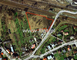 Działka na sprzedaż, Kraków M. Kraków Bieżanów-Prokocim Bieżanów Półłanki, 960 000 zł, 6398 m2, FLT-GS-166